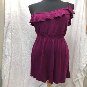 Medium American Eagle Magenta Dress